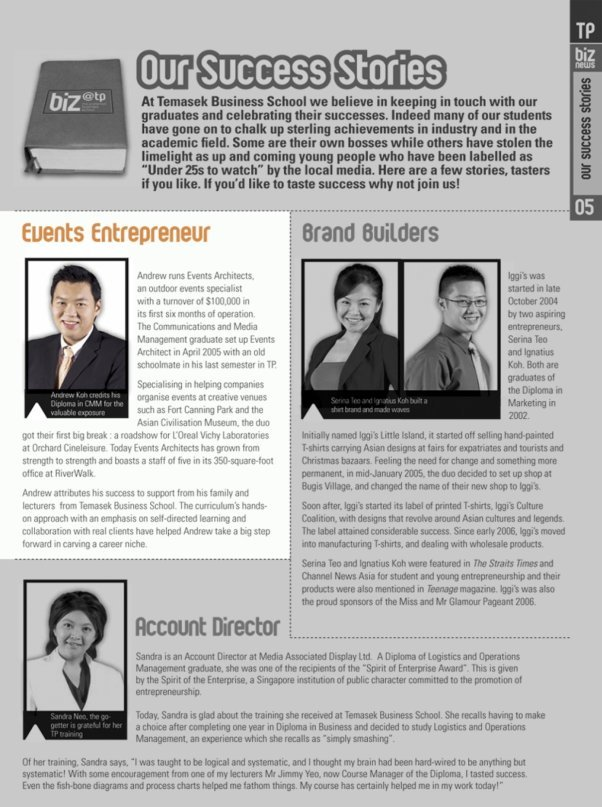 success stories media page
